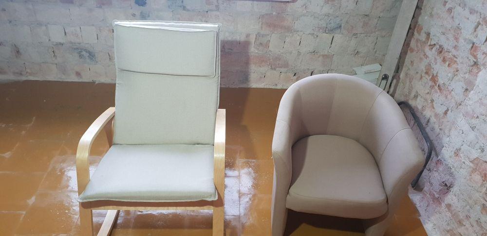 Fotel bujany plus krzeslo . Ełk - image 1