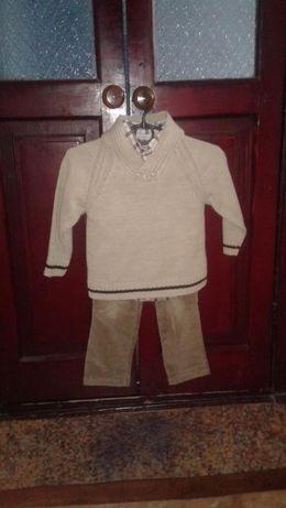 Продам турецкий костюм на мальчика на рост 98 см