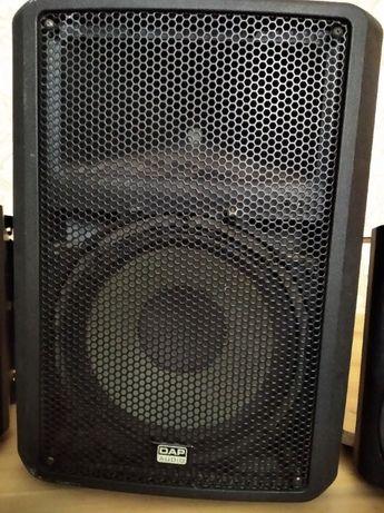 Продам активную колонку Dap Audio 112 active pro