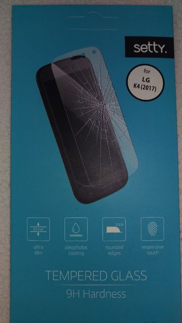 szkło hartowane dla LG K4