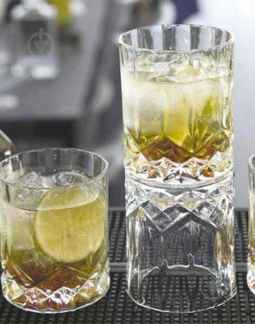 Набор стаканов, набір склянок Opera 300 мл 6 шт. RCR