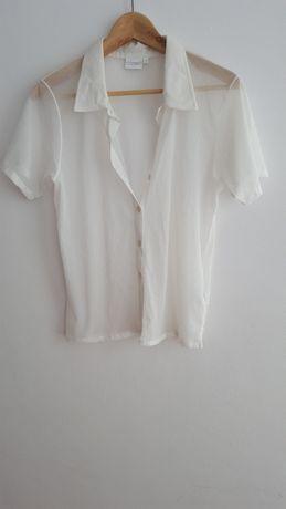 Przejrzysta bluzka Esprit