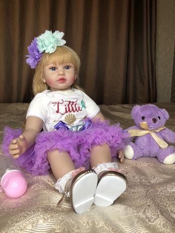 REBORN Кукла 60 см