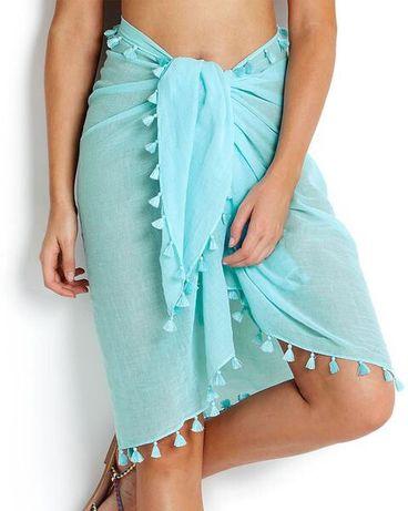 Парео. юбка. накидка seafolly. новое