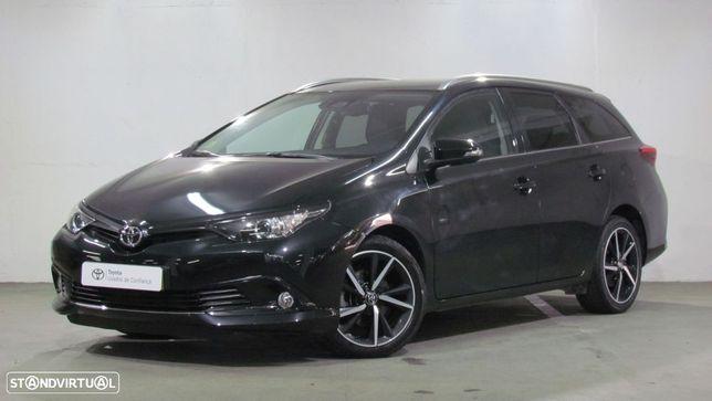 Toyota Auris Touring Sports 1.4 D-4D Comfort+Pack Techno