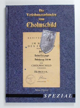 Cholmschild - Stijn David - najrzadszy z szyldów !
