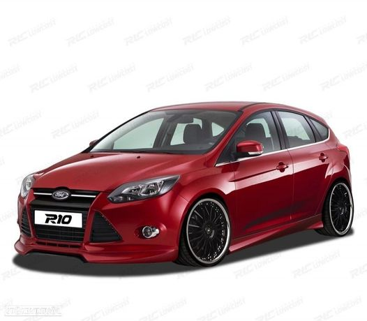 EMBALADEIRAS LATERAIS FORD FOCUS 3 12- MK3 LOOK ST