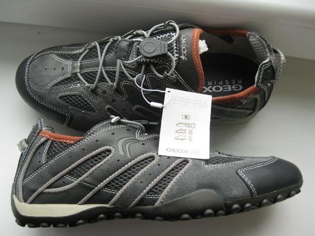 Geox U Snake J buty 42 nowe półbuty GEOX sneakersy