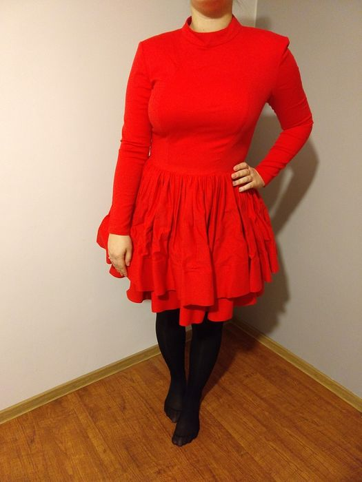 Czerwona sukienka Lou Noemi L Rybnik - image 1