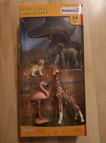 Nowy Zestaw Schleich Safari Wild Life 42388