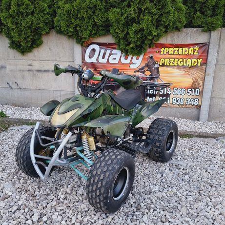 Quad 125cc 3+1 (KXD, BOMBARDIER)