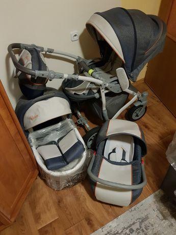 Wózek Camarelo Vision 3w1