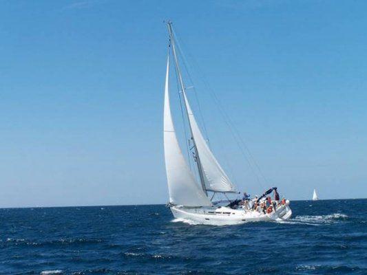 Jacht żaglowy Jeanneau Sun Odyssey 45, 2006r.