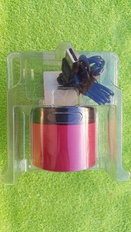 Nowy bezprzewodowy Mini głośnik bluetooth, zestaw głośnomówiący