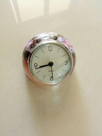 Relógio com rosas