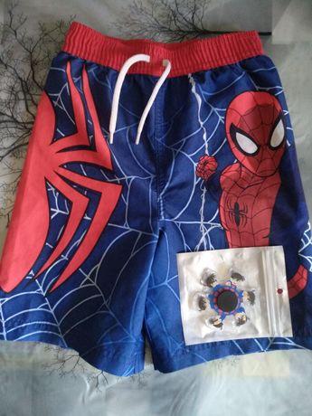 Лот 50 грн 3д спинер анимация игрушка шорты человек паук.