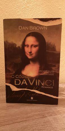 Livro O Código Da Vinci de Dan Brown
