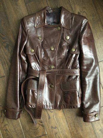 Пиджак кожаный Till Kog 42р