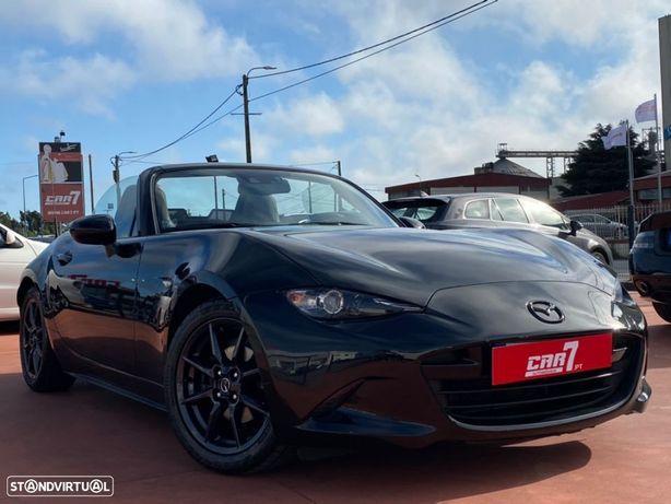 Mazda MX-5 MZR 1.5 Sky.Evolve Navi