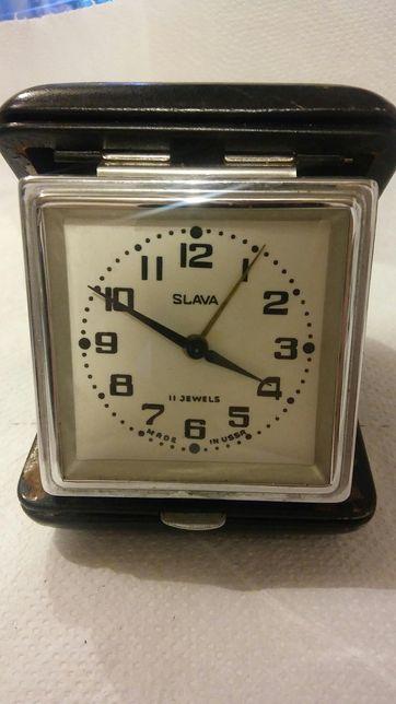 Zegar Slava budzik wykopki