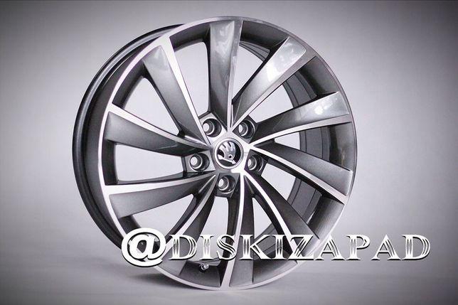 диски Skoda Octavia A7 A5 Superb Kodiaq R16 5x112 VW Golf Jetta Passat