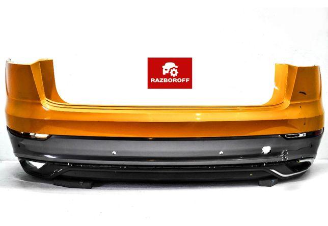 Бампер задний Audi Q8 S-Line Ауди Ку8 С-Лайн Оригинал!