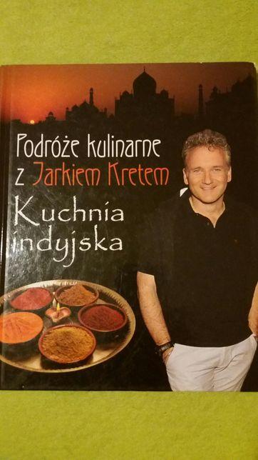 Sprzedam TANIO książkę Podróże kulinarne z Jarkiem Kretem