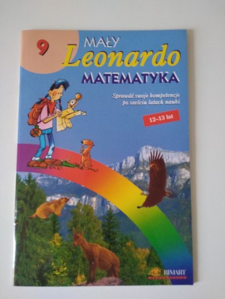 Mały Leonardo Matematyka