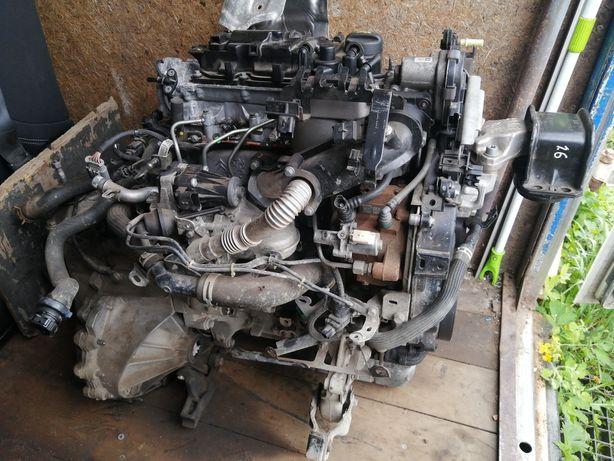 Citroen 1.6 e-HDI двигун євро5 мотор двигатель