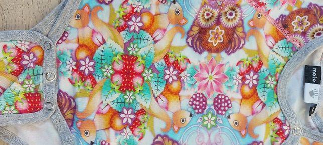 Molo - śliczne ubranka, piękne wzory