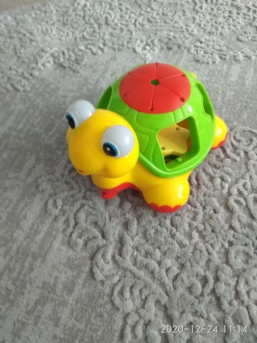 Черепаха сортер для немовлят Львов - изображение 1