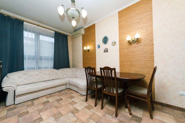 Люксовые апартаменты в центре Киева на Шота руставели 44
