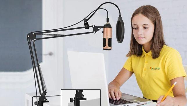 микрофон D.J. - эргономичный (+ изучение звука) / студийный - m900,