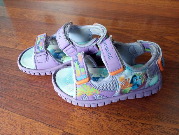 Sandalki, sandały roz 24