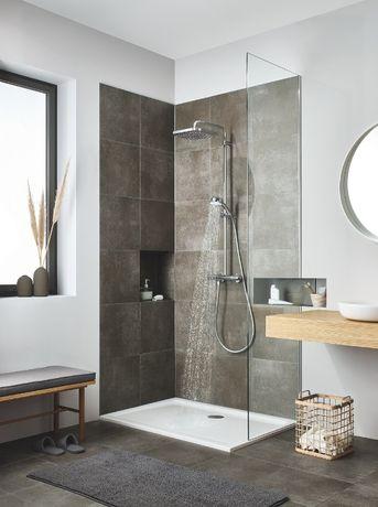 Grohe Tempesta Cosmopolitan душова система термостатом душевая