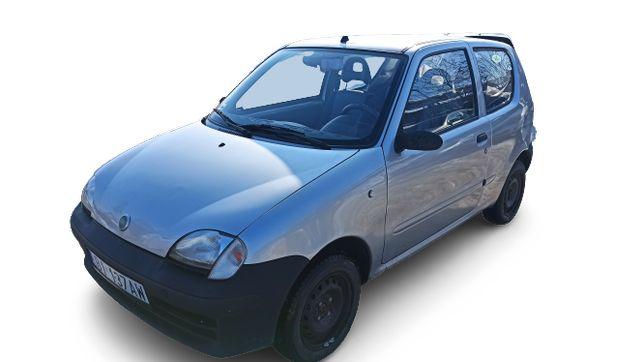 FIAT SEICENTO 1.1 benz. 2003 rok, stan igła,niski przebieg, dł. OC !