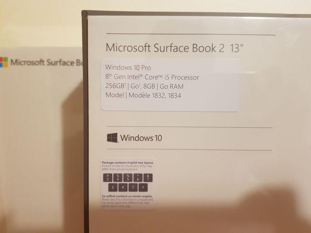 Microsoft Surface Book 2 8gen i5 8gb/256gb