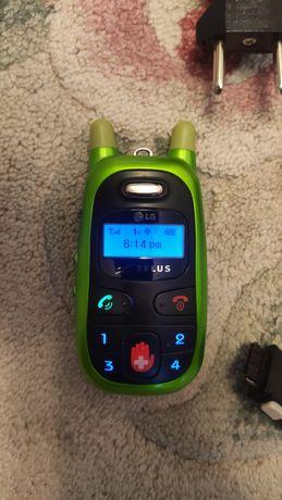Телефон LG VX1000 MIGO Детский мобильный телефон CDMA