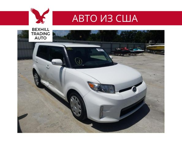 Toyota Scion XB 2014