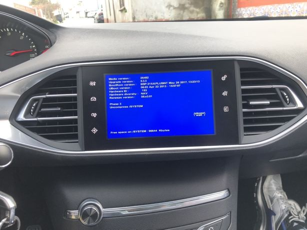Rádio RT6 Rgneg2/SMEG Peugeot/Citroen