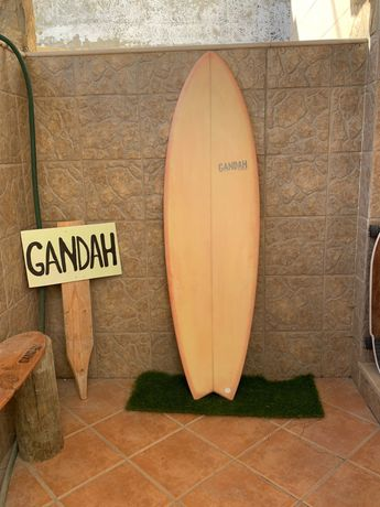 Prancha Gandah Surfboards