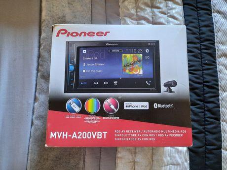 Rádio Pioneer MVH-A200VBT