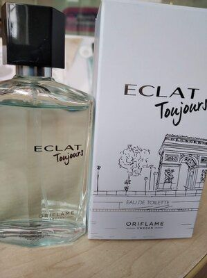 мужская вода Eclat Toujours новая орифлейм
