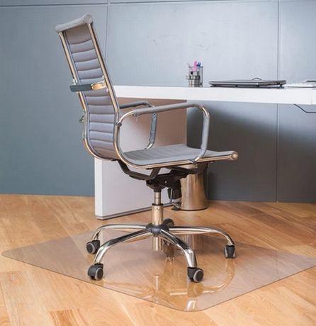 Коврик-подложка прозрачный, защитный для напольных покрытий в офис