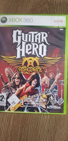 Płyta Guitar Hero X BOX 360 Aerosmith