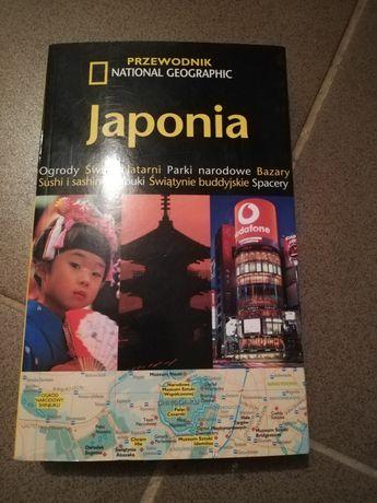 Książka przewodnik Japonia National Geographic