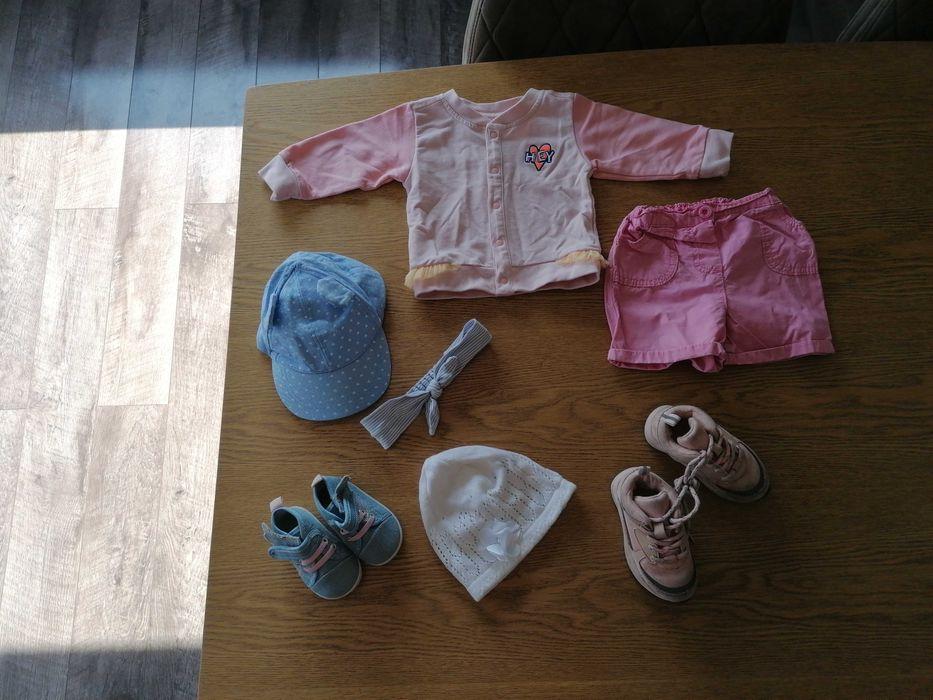 Ubrania dziecięce na dziewczynkę Barcin - image 1