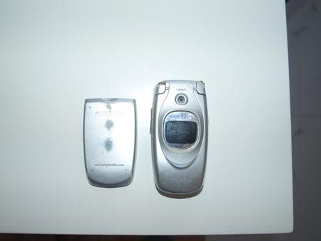 телефон Samsung 2 батареї без зарядки
