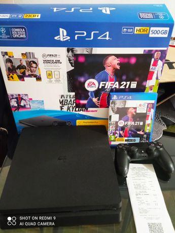 VENDO PS4 + FIFA21 (nova)