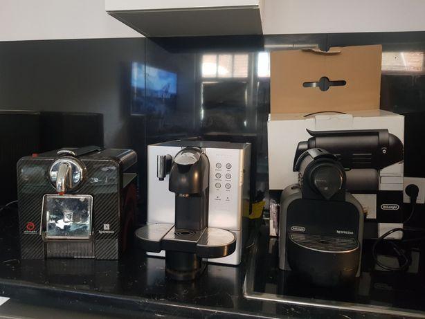 3 x ekspres Delonghi Nespresso ,Nespresso Le Cube,Cube